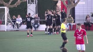 La Pobla Mafumet B dóna la sorpresa al camp de l'Ulldecona (0-3)