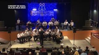 Concert de Nadal de la Banda Comarcal de la Terra Alta
