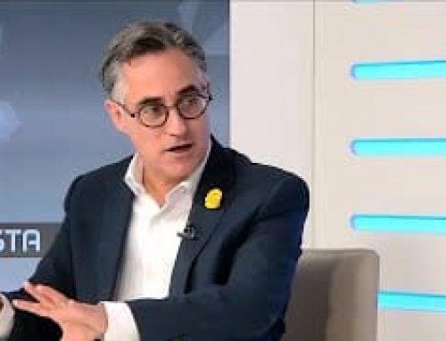 Entrevista a Ramon Tremosa, exeurodiputat i autor de llibre 'Què fan els bancs centrals?'