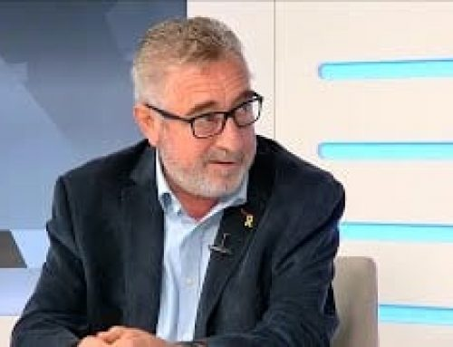 Entrevista a Miquel Aubà, senador electe per ERC a Tarragona