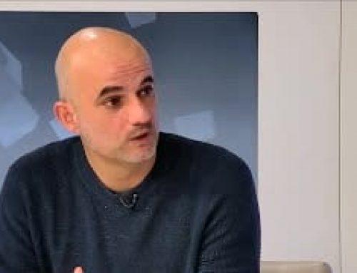 Entrevista a Xavi Rodríguez, portaveu de la CUP a l'Ajuntament de Tortosa