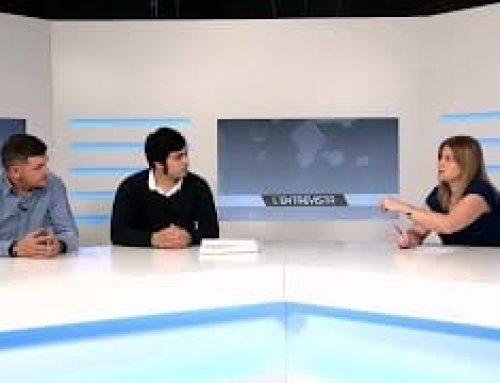 Entrevista a Adolfo Lleixà i Guillem Carles, de la Fundació Toro de Lídia