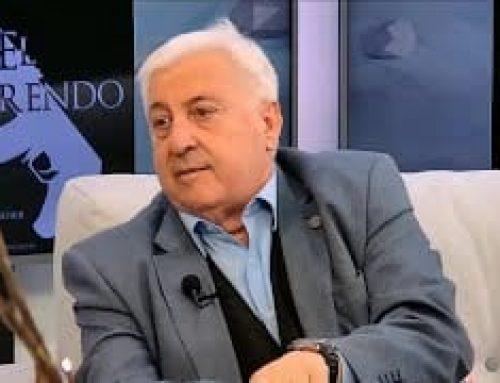 """L'Estret de Magallanes: Jordi Casanova presenta """"El Reverendo"""""""