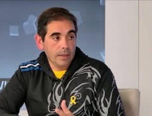 Entrevista a Manel Crespo, primer tinent d'alcalde de Santa Bàrbara