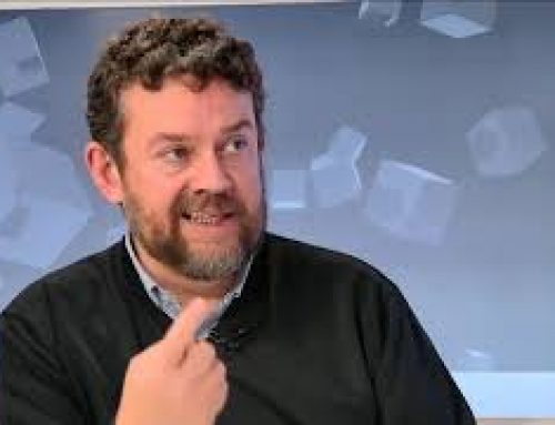 Entrevista al periodista Francesc Marc-Álvaro, autor d'Assaig general d'una revolta