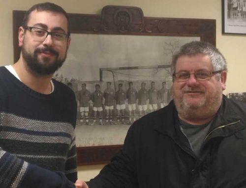 Carlos Gilabert relleva Jordi Pérez com a president del CF Amposta