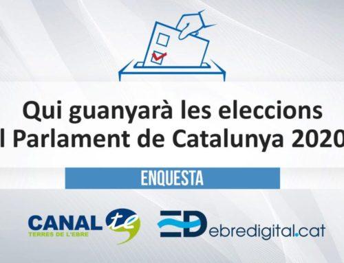 Qui guanyarà les eleccions al Parlament de Catalunya 2020?