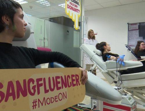 La gran Marató de donació de sang arriba a l'Hospital de Tortosa Verge de la Cinta