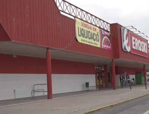 L'Eroski d'Amposta tanca i els treballadors seran subrogats per Family Cash