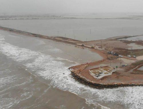 Investigadors de la URV veuen urgent actuar al delta de l'Ebre i defensen l'aportació de sediments