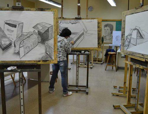 L'Escola d'Art de la Diputació a Tortosa ofereix nous monogràfics i formació especialitzada