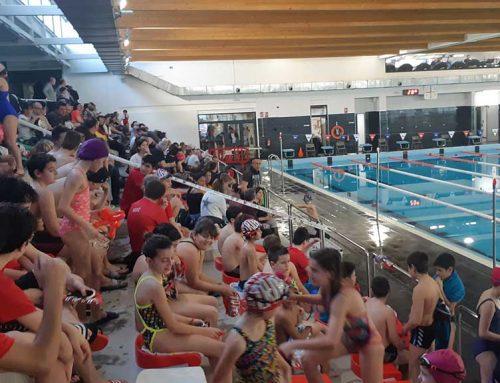Més de cent nedadors omplen la piscina del complex WIN a Tortosa en l'inici de la competició escolar