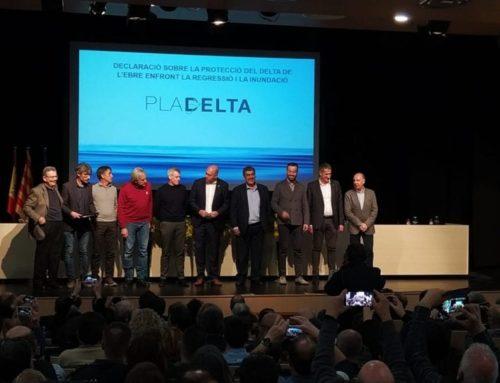 El Ministeri per la Transició Ecològica acabarà al desembre l'Estratègia de Protecció del Front Litoral del delta de l'Ebre