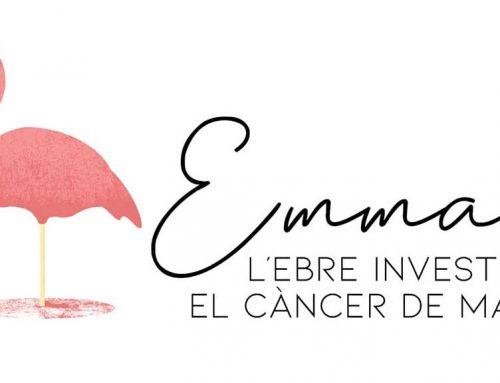 Presentació del projecte Emma: l'Ebre investiga el càncer de mama