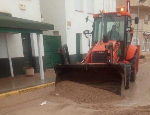 Restriccions i actuacions davant les afectacions pel temporal a Alcanar