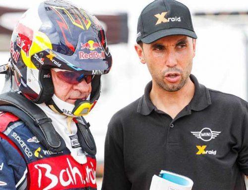 El deltebrenc Joan Navarro, guanyador del Dakar 2020