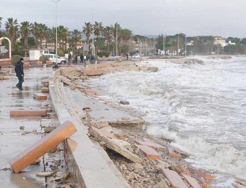La Diputació concedeix 3,5 milions d'euros en ajuts a 35 municipis damnificats pels forts temporals de 2019 i el Glòria