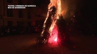 Sant Antoni 2020 al Mas de Barberans