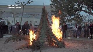 Sant Antoni 2020: Foguerada - Santa Bàrbara
