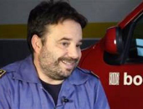 Entrevista a Marc Castellnou, cap dels GRAF dels Bombers