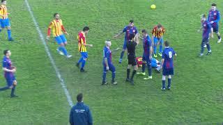 Roquetenc i Arnes empaten (2-2)