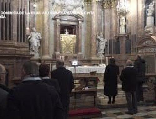 Missa Dominica de la Reial Arxiconfraria de la Cinta. Diumenge 5 de gener