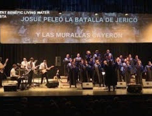 Concert benèfic del Cor Gòspel Living Water a Amposta