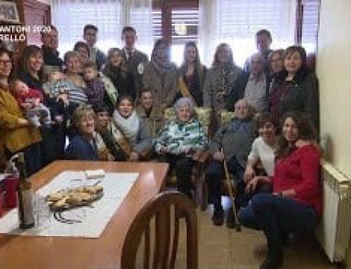 Sant Antoni 2020: Homenatge a la vellesa – El Perelló
