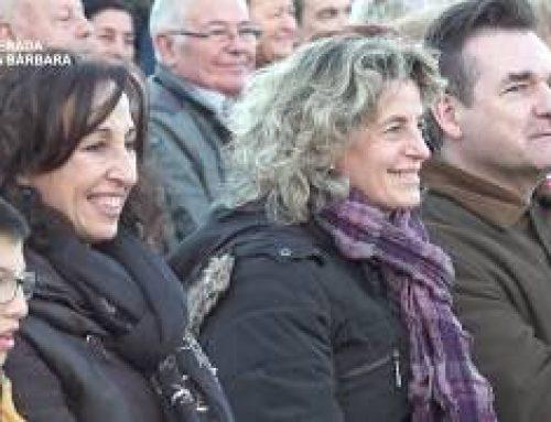 Sant Antoni 2020 Foguerada de Santa Bàrbara