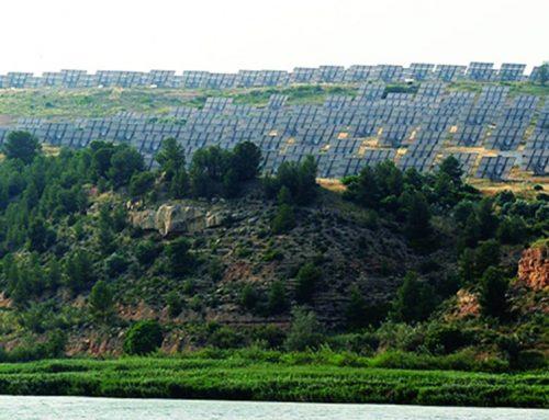 Promotors de parcs solars s'interessen pels terrenys cremats de la Ribera d'Ebre