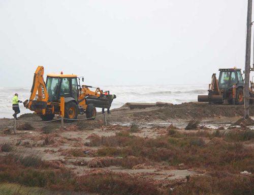 El temporal costarà entre 6 i 7 milions d'euros als Ports de la Generalitat