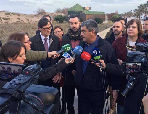 El Consell de Ministres aprovarà dimarts un paquet de mesures urgents per reparar els danys del Gloria