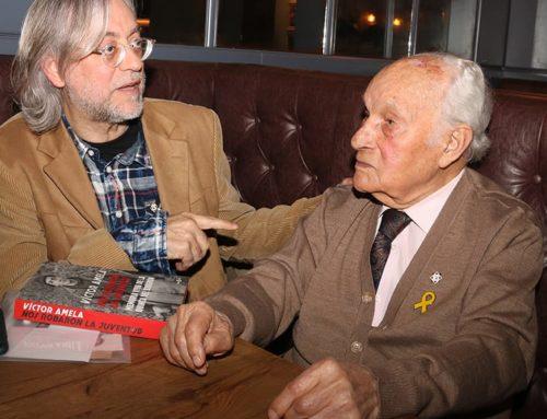 Víctor Amela, periodista i escriptor:  'Van enviar els joves de la quinta del Biberó a morir com a carn de canó a la Batalla de l'Ebre'