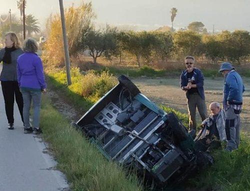 La Diputació licita la redacció del projecte de la nova carretera entre la Ràpita i Poble Nou per 'guanyar temps'