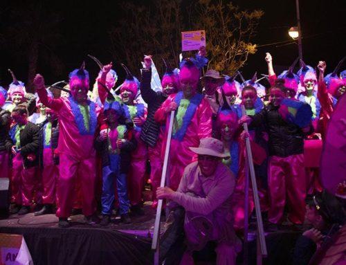 L'Associació de Veïns del Barracot guanya el premi a la millor comparsa del multitudinari Carnaval de Deltebre