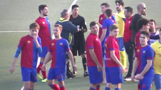 L'Alcanar goleja el Ginestar i puja a la tercera plaça (4-1)