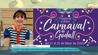 L'Estret de Magallanes. Carnaval de Godall