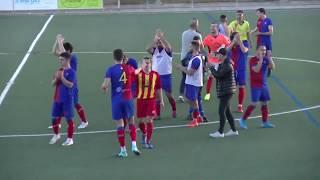 L'Alcanar progressa amb el triomf contra el Benissanet (2-1)