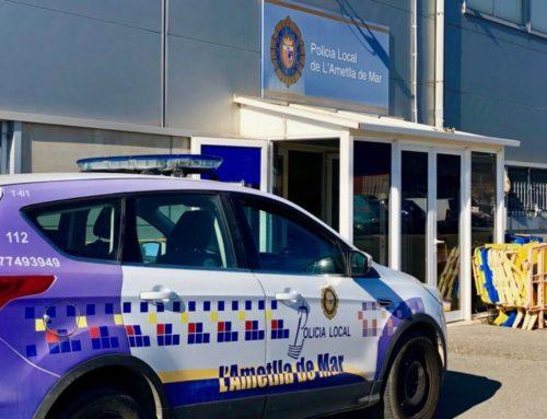 La Policia local de l'Ametlla de Mar disconforme amb la negociació del conveni