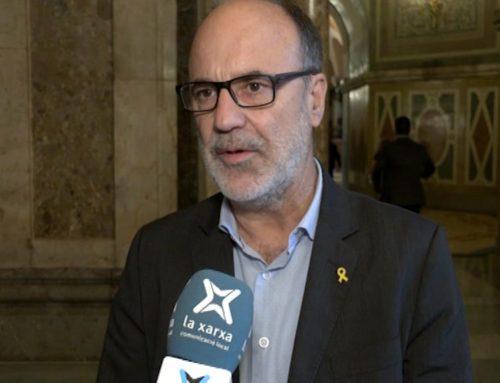 Alfons Montserrat (ERC): 'El Pla de protecció proposat per l'Estat comporta deixar morir el delta de l'Ebre'