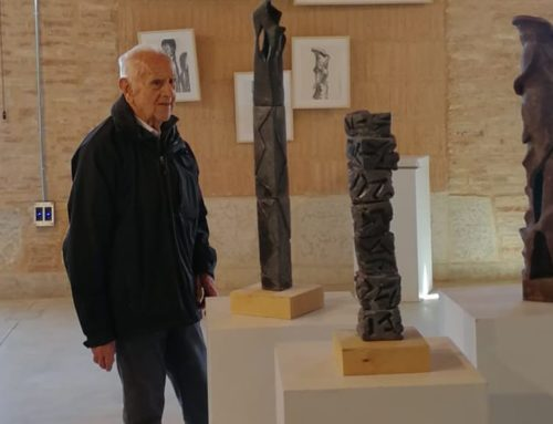 Mor l'escultor tortosí Joan Salvat Ferré, germà del director teatral Ricard Salvat