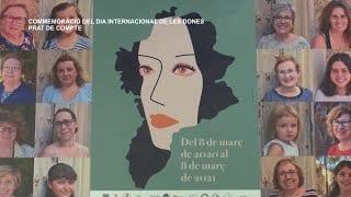 200308 Commemoració del Dia Internacional de les Dones TERRALTINES