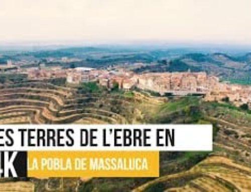 Les Terres de l'Ebre en 4K – La Pobla de Massaluca