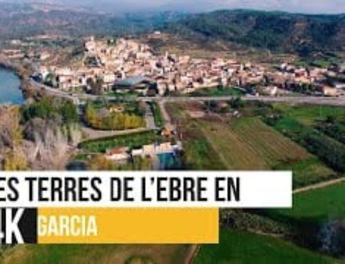 Les Terres de l'Ebre en 4K – Garcia