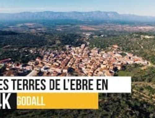 Les Terres de l'Ebre en 4K – Godall