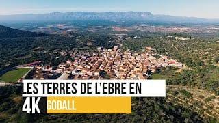 Les Terres de l'Ebre en 4K - Godall