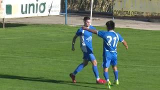 El Corbera fa un pas per la permanència i frena el Batea (1-0)