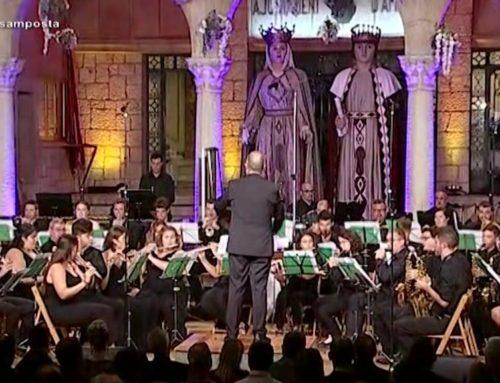 56è Concert de Bandes de Música d'Amposta