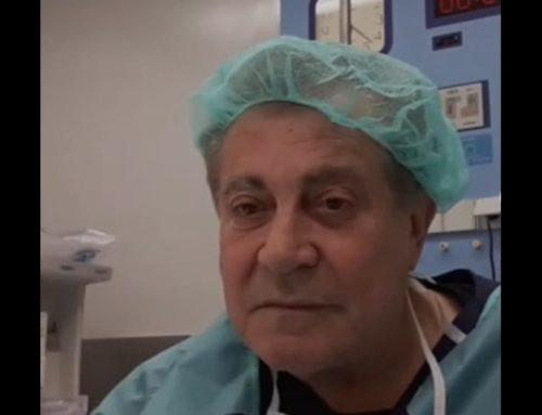 Jesús Pérez Pagà: 'El tractament compassiu amb ozó permetria salvar vides i que la gent no mori per falta d'oxigen'