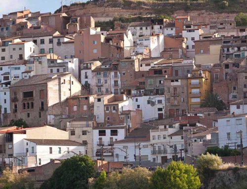 Els serveis essencials municipals d'Ascó, s'estan desenvolupant amb certa normalitat